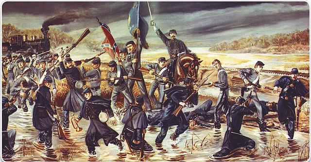 Battle of Tulifinny, Dec 6 thru 9, 1864
