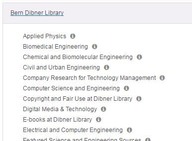 Using Databases - Library Resources for Online Students