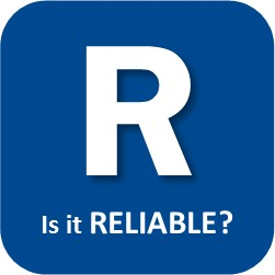 R Is it RELIABLE?