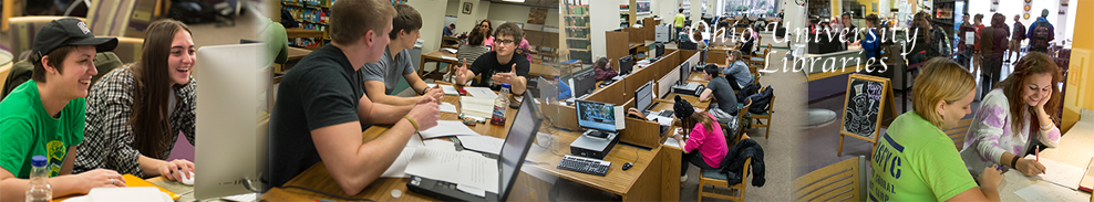 OU Libraries Header Image
