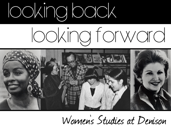 "Logo for ""Looking Back Looking Forward"" collection"
