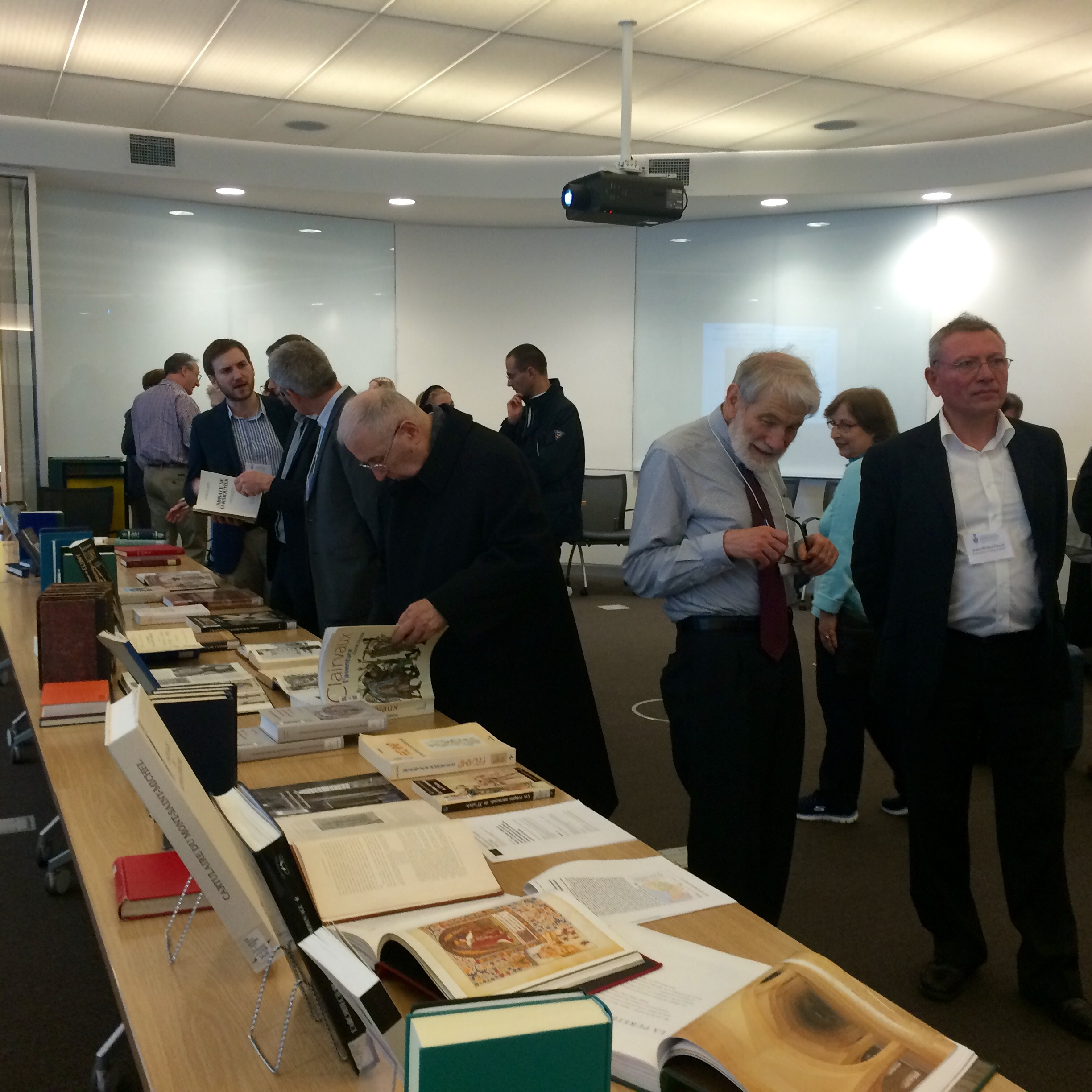 U Of T Libraries Showcase Collections During The Ancient Abbeys Brittany Project Colloquium