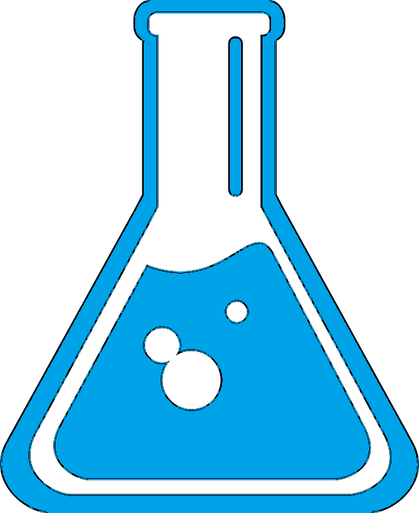 Erlenmeyer flask icon