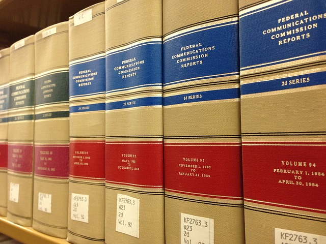 Picture of lawbooks