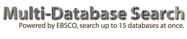EBSCO database Search