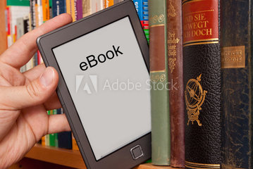 decoration image of eBook