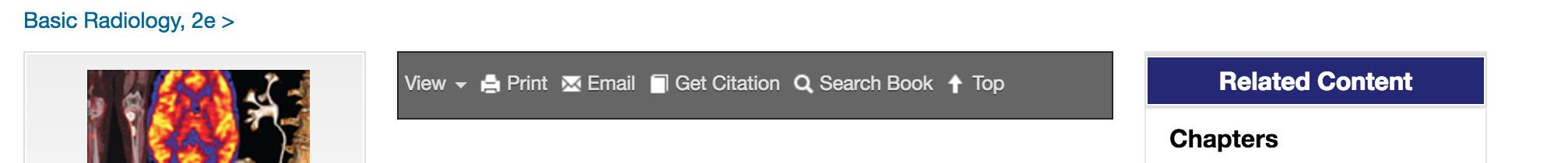 "Select ""Get Citation"" between Search and Email"