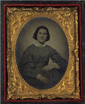 Unidentified woman, Virginia Harrold collection