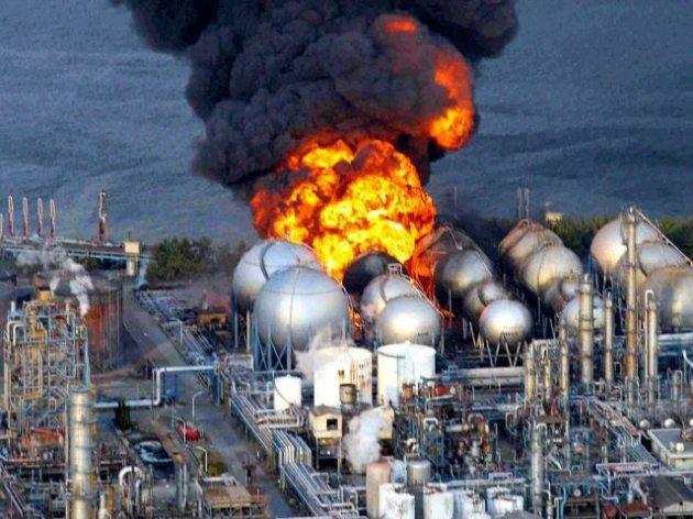 Fukushima Daiichi Nuclear Accident