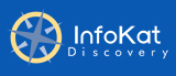 UK's InfoKat Library Catalogue Logo.