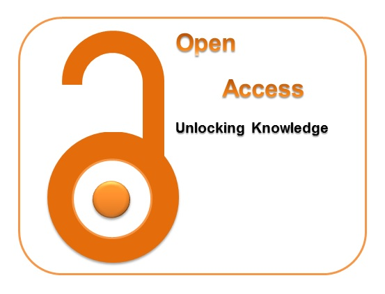 Open Access Logo with the words: Unlocking Knowledge