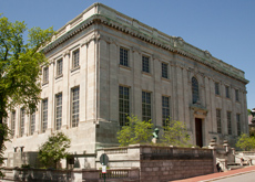 The John Hay Library