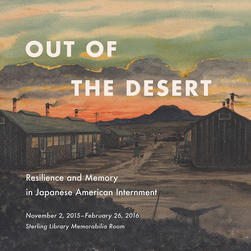 Out of the Desert promotional image