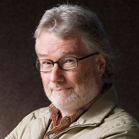 Iain M Banks, photo by Murdo MacLeod