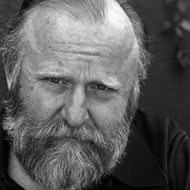 Frank Herbert, photo by Ulf Anderson
