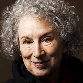 Margaret Atwood, photo by Mark Blinch