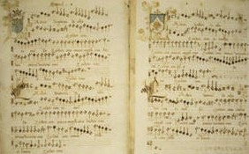 Renaissance Notation with Illuminations