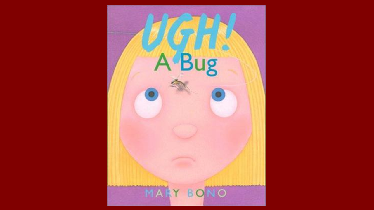 Book Cover for: Ugh a Bug