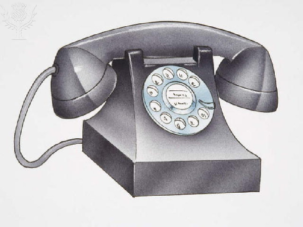 Image of a phone from ImageQuest