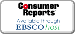 Consumer Reports through Ebsco