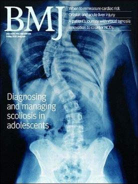 British Medical Journal Cover
