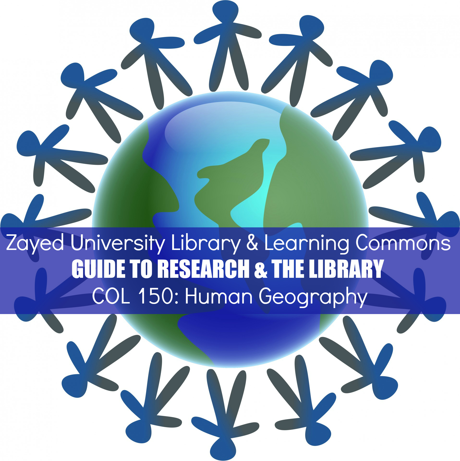 ... help students enrolled in GEN 150: Human Geography find and access  resources for their class project. Explore the information in this guide to  find ...