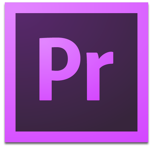 Adobe Premiere logo