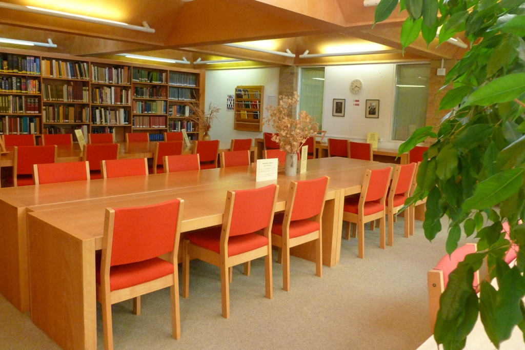 Pendlebury Library Reading Room