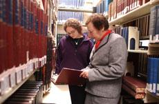 Hedi Steinberg Library