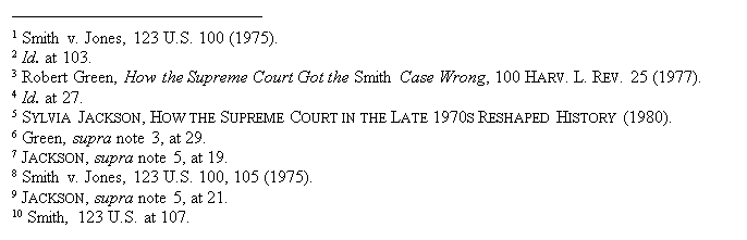 Bluebook citation for llm students bluebook citation for llm if you cited the case more than five footnotes ago you have to cite the whole case again this is shown in footnote 8 in the example below ccuart Choice Image