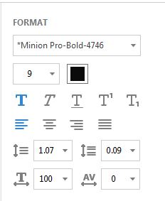 Format Box