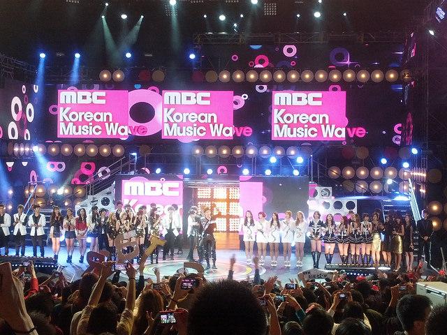 Korean Music Wave