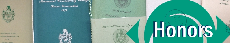 Honors Convocation Programs Image