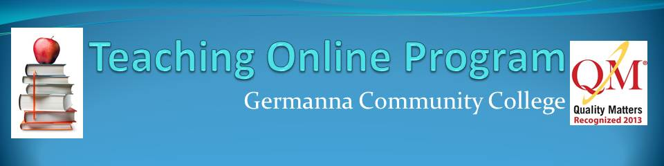 Teaching Online Program Banner Image