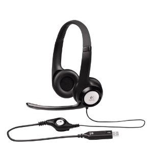 Photo of headset with mic