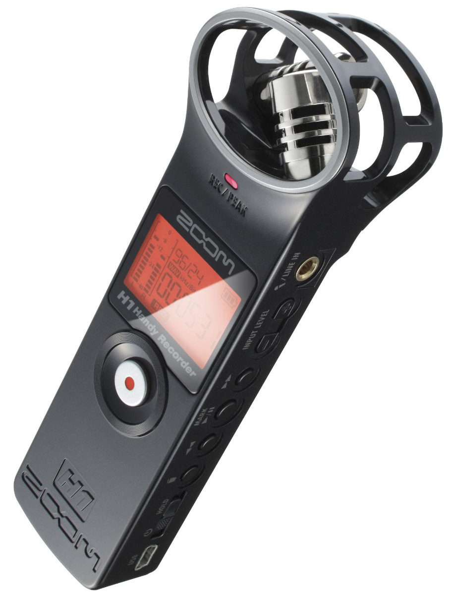 image of recorder