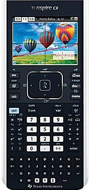 photo of TI-Inspire Graphing Calculator