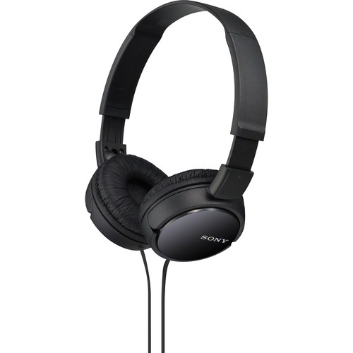 picture of Sony headphones