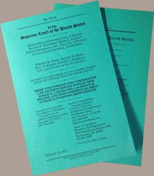 Finding Briefs - Court Briefs, Dockets & Oral Arguments