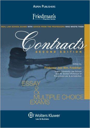 Contracts - Study Aids Available at the Library - LibGuides at