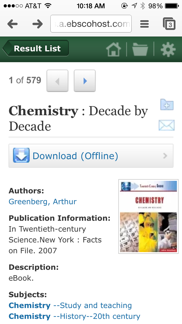 downloading ebooks on your iPhone