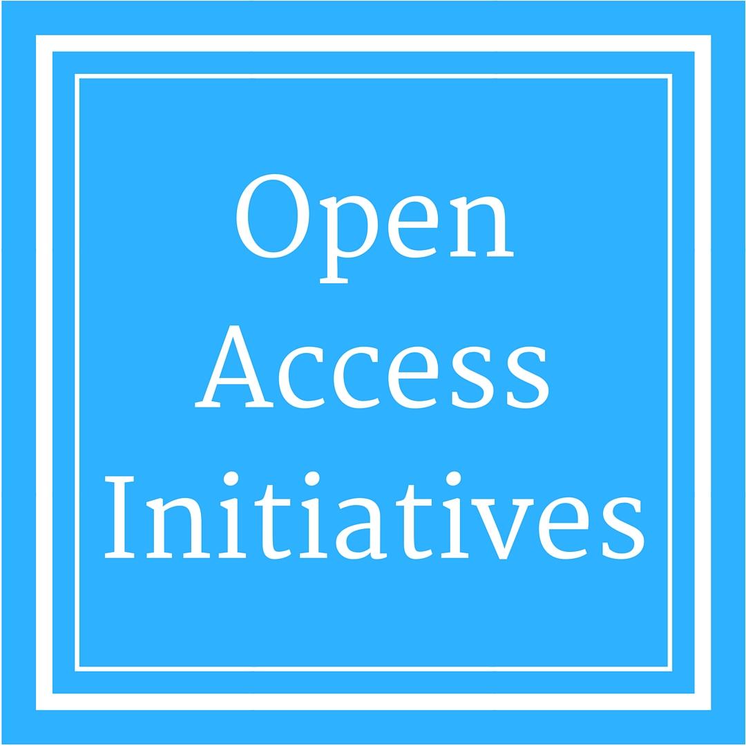 Open Access Initiatives