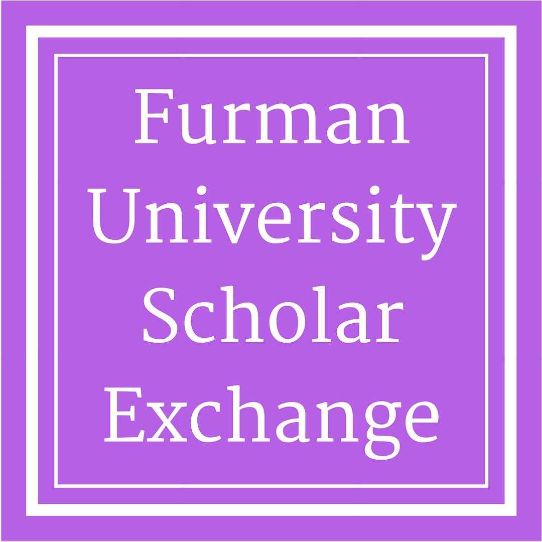 Furman University Scholar Exchange