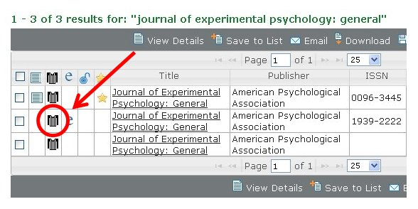 list of peer reviewed journals