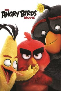 Angry Birds Movie dvd cover
