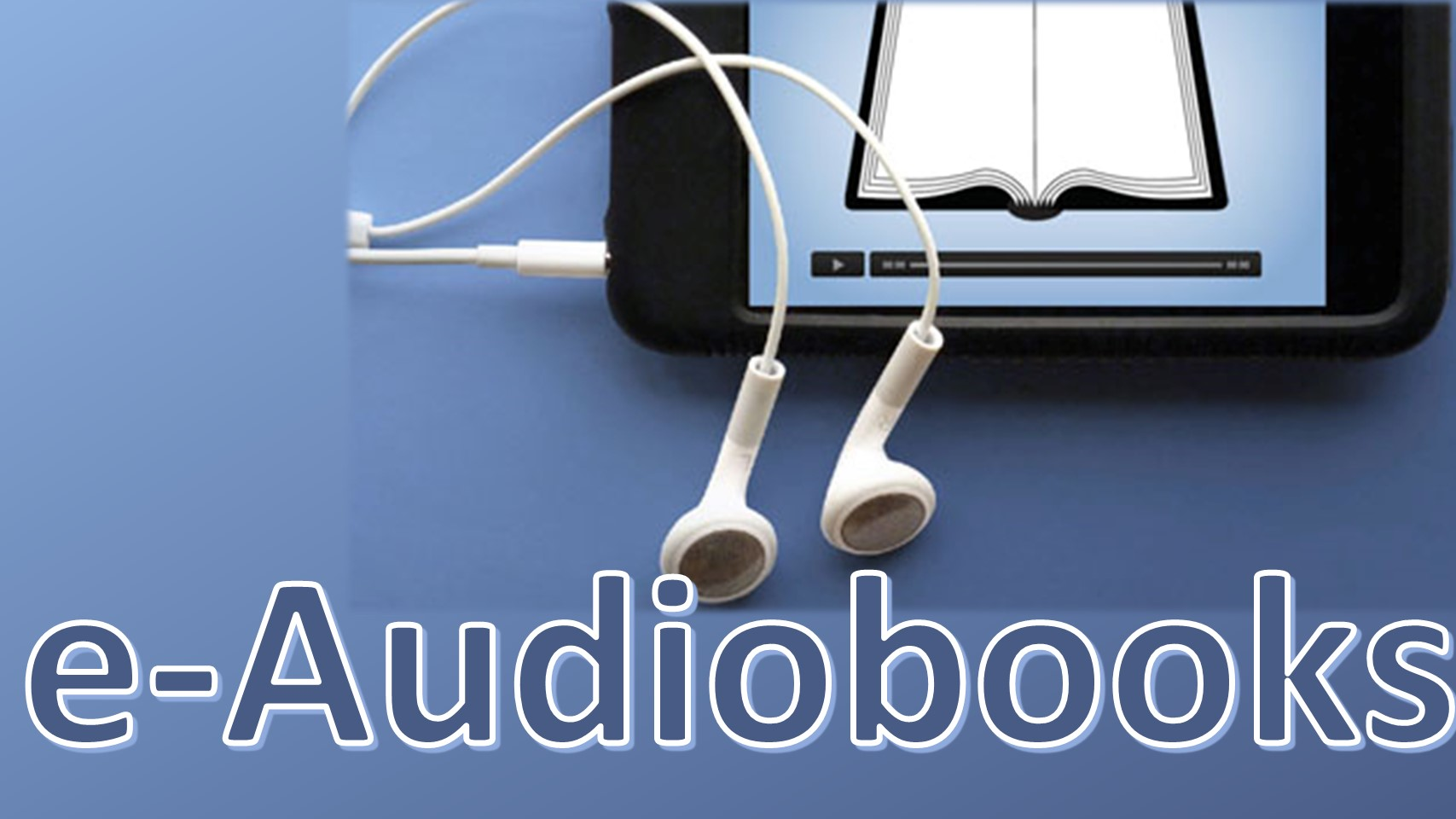 e-Audiobooks decorative picture