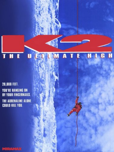 K2 The Ultimate High dvd cover