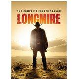 Longmire:Season 4 dvd cover