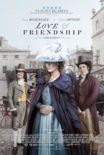 Love & Friendship dvd cover