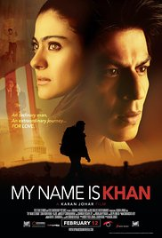 My Name is Khan dvd cover